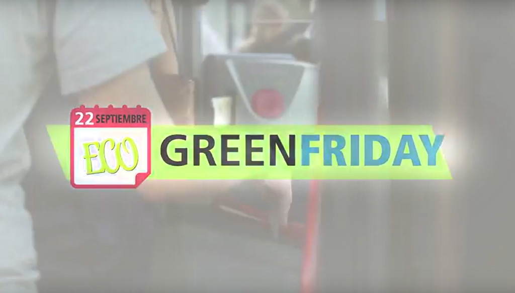 greenfriday semana de la movilidad Sevilla